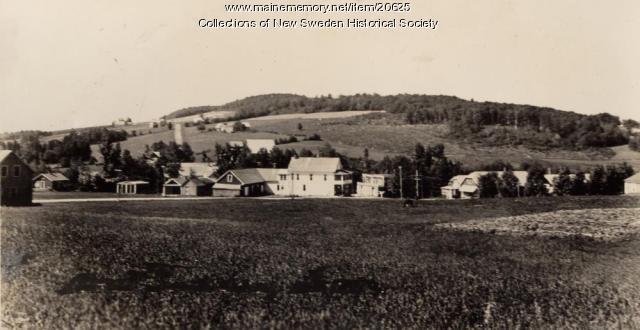New Sweden,  ca. 1935