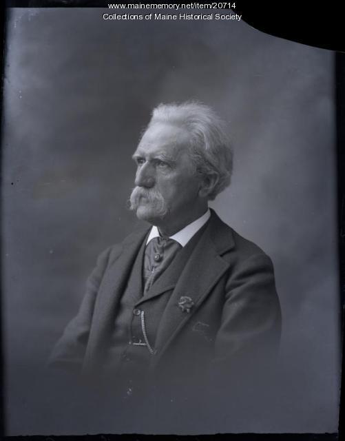 Hermann Kotzschmar, Portland, ca. 1900