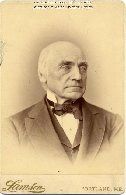 Lot M. Morrill, ca. 1880