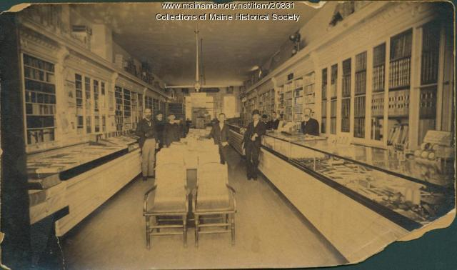 Stevens & Jones, Portland, ca. 1894