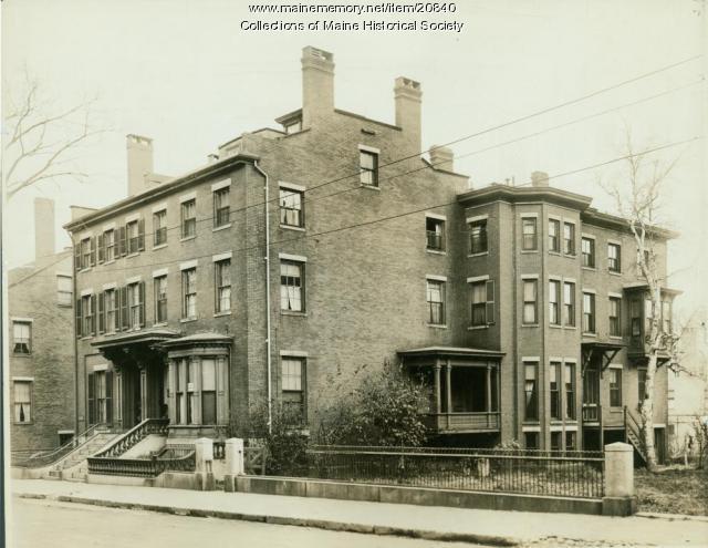 Free Street, Portland, ca. 1920