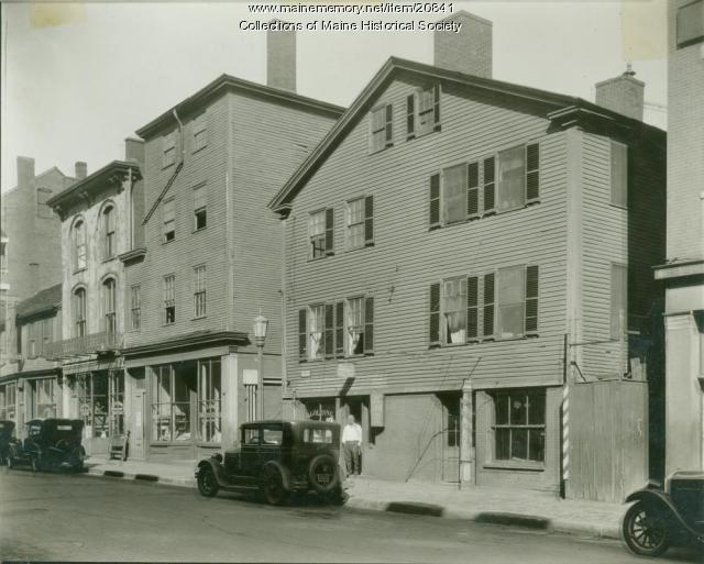 Free Street, Portland, ca. 1930