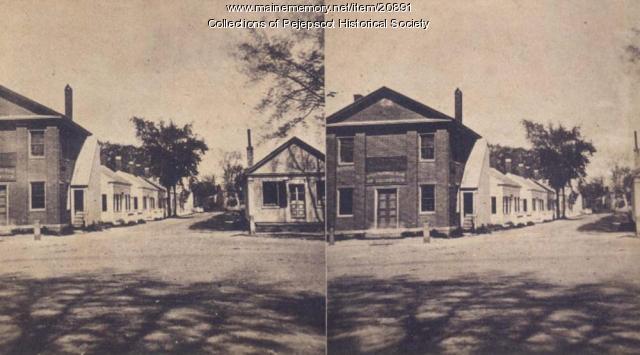 Bank Street, Brunswick, ca. 1880