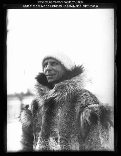 Leonhard Seppala, Poland Spring, 1927