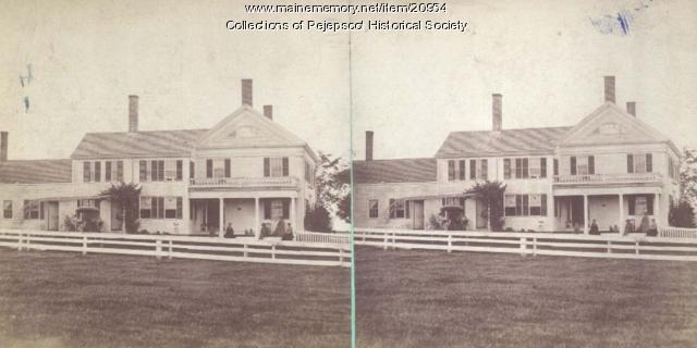 Captain Norton Stover's House, West Harpswell