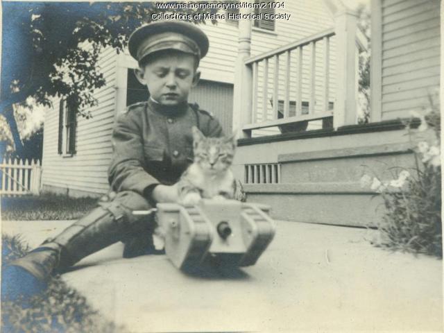Charles Chaplin, South Portland, ca. 1913