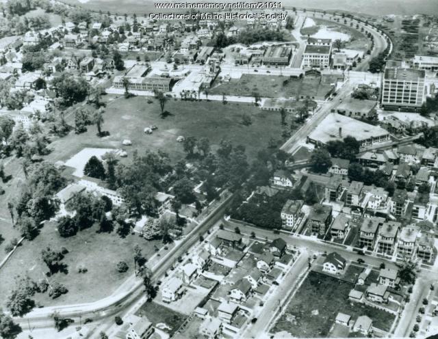 Deering Estate, Portland, ca. 1940