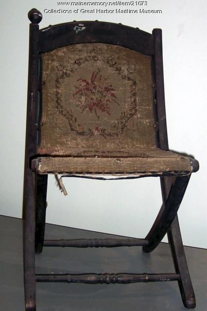 Dr. Kendall Kittridge Chair
