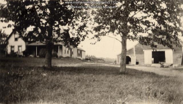 Woodland farm, ca. 1922