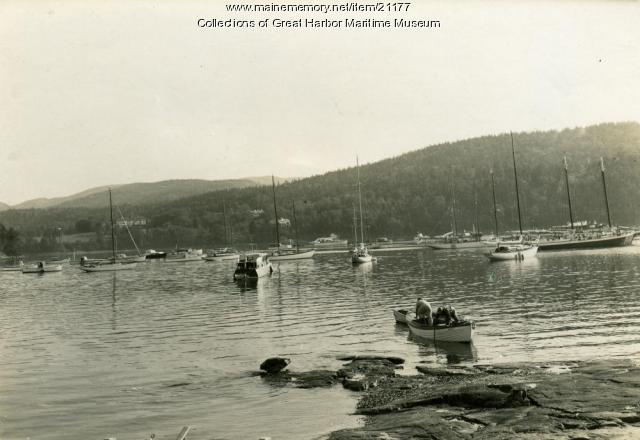 Northeast Harbor, ca. 1950