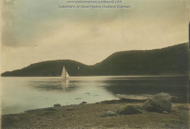 Somes Sound, Mt. Desert Island, ca.1900