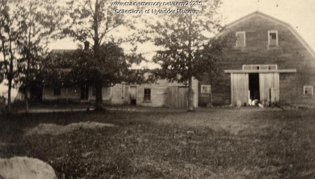 Victor Anderson farm, Woodland, ca 1922