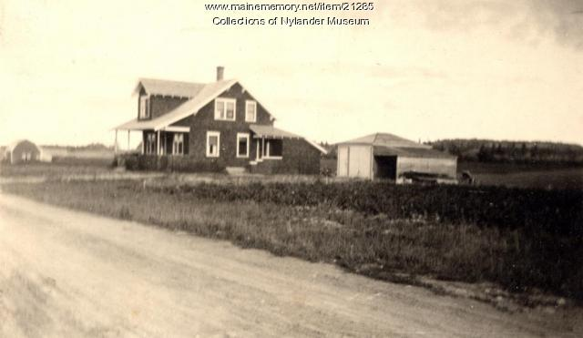 John Dahlgren home, Woodland, ca. 1922