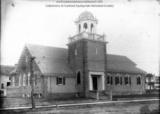 Sanford Unitarian Church