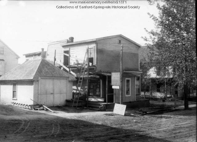 Philpot & St. Amand's Studio, Kimball St., Sanford