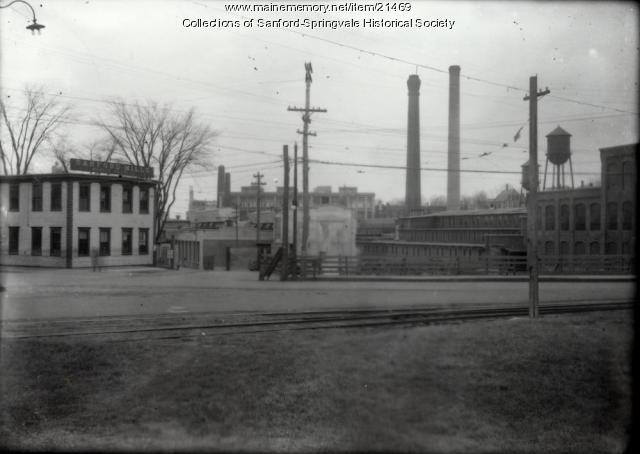 Sanford Mills, Main Office & Mill Number 4