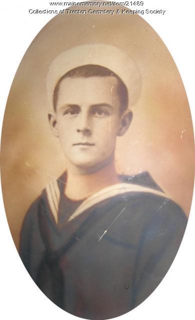 Marvin Bryant, Seal Harbor, ca. 1920