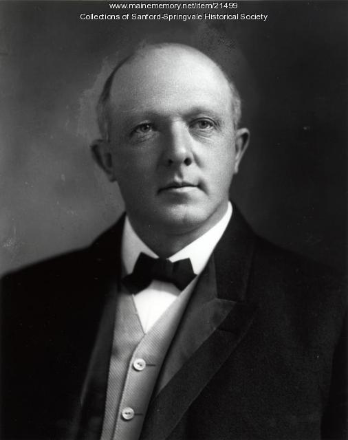 Fred J. Allen, Sanford