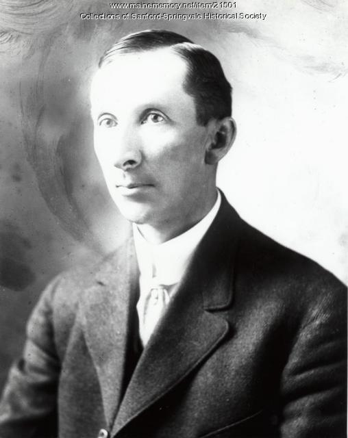 Frank C. Leavitt, Sanford