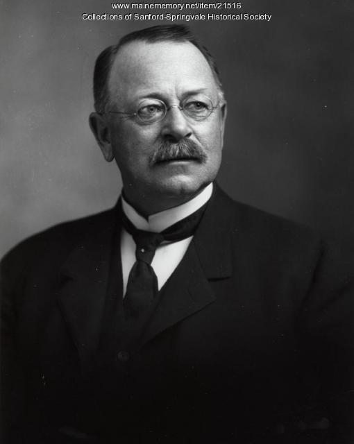 Ernest M. Goodall, Sanford
