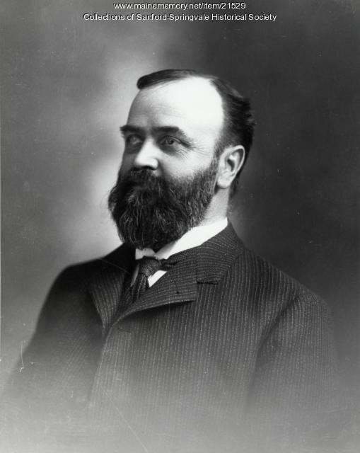 Joseph Hollinrake, Sanford