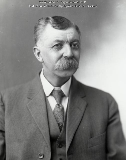 George P. Chase, Sanford