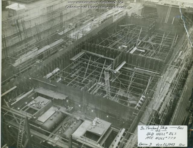 South Portland Shipbuilding Corp., 1943
