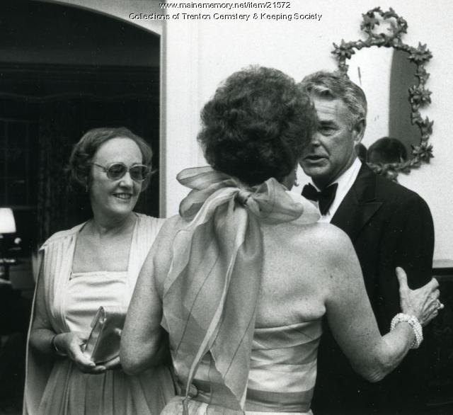 Donald and Marg Bryant at Rockefeller Anniversary Party