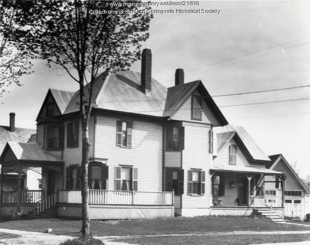 Unknown Residence, Sanford