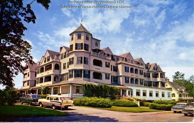 Kimball House, Northeast Harbor, ca. 1960