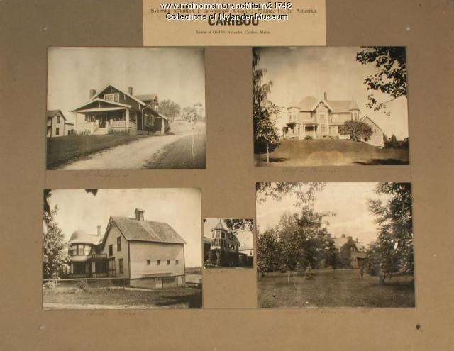 Nylander Samlat 9, Caribou,  1922