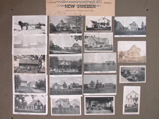 Nylander samlat 1, New Sweden, 1922