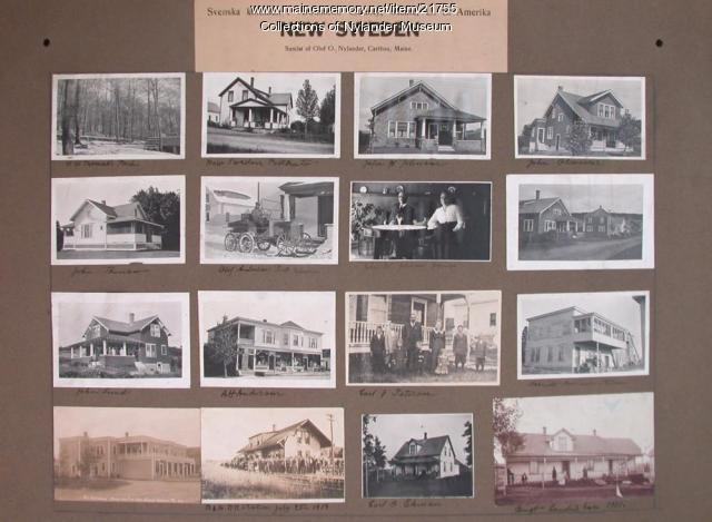 Nylander samlat 10, New Sweden, 1922
