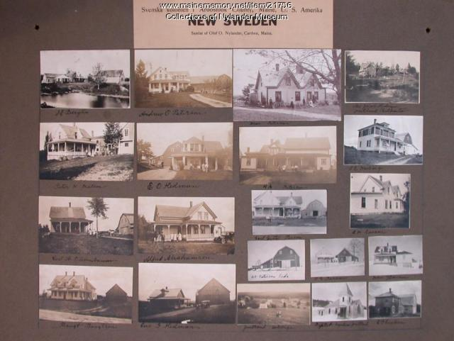 Nylander samlat 11, New Sweden, 1922