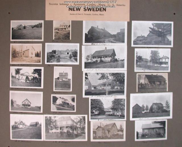 Nylander samlat 12, New Sweden, 1922