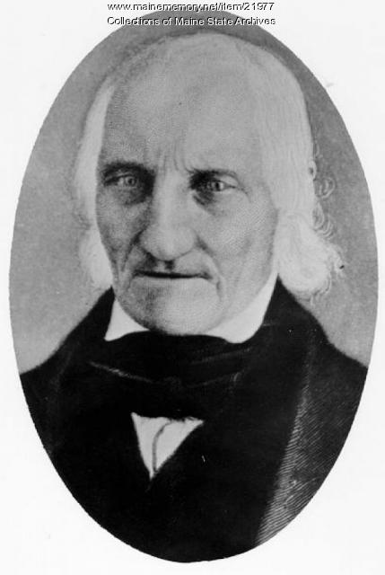 Nathan Cutler, Farmington, ca. 1850