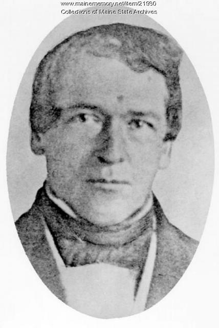 Joseph Williamson, Belfast, ca. 1860