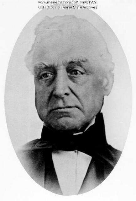 John C. Talbot, East Machias, 1837