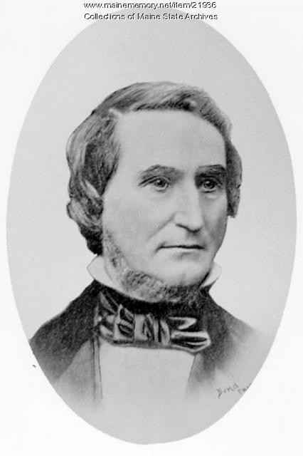 Richard H. Vose, Augusta, 1841