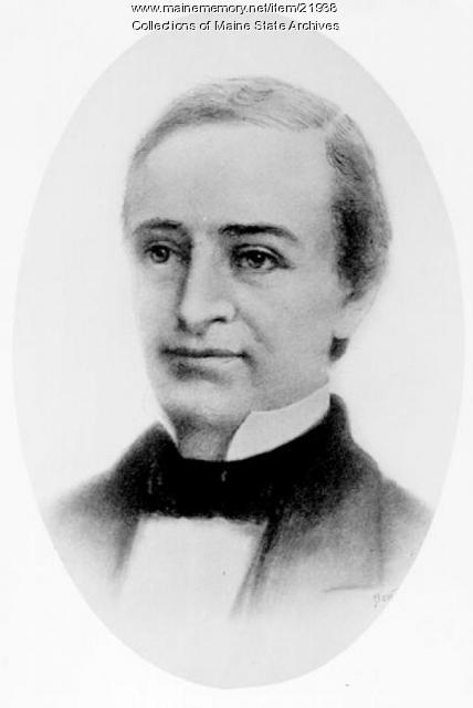 Edward Kavanagh, Damariscotta, 1843