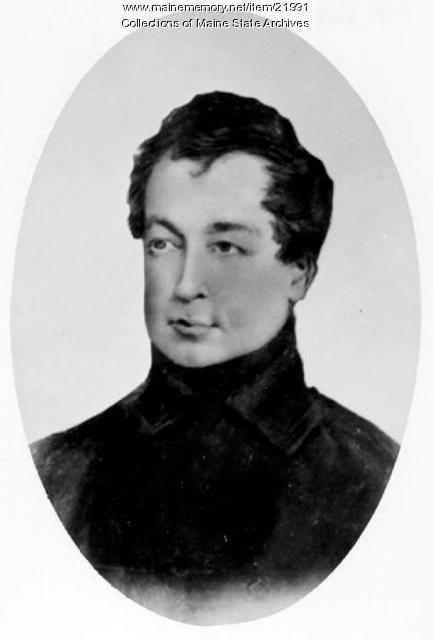 Manly B. Townsend, Alexander, 1845