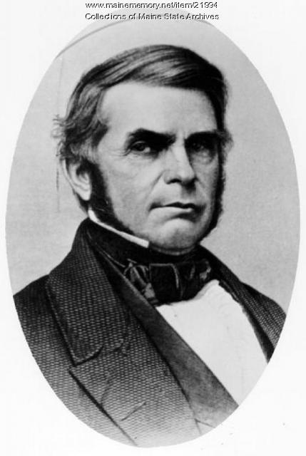 John Hodgdon, Bangor, 1847