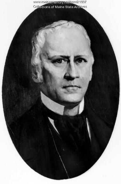 Paulinus M. Foster, Anson, 1850