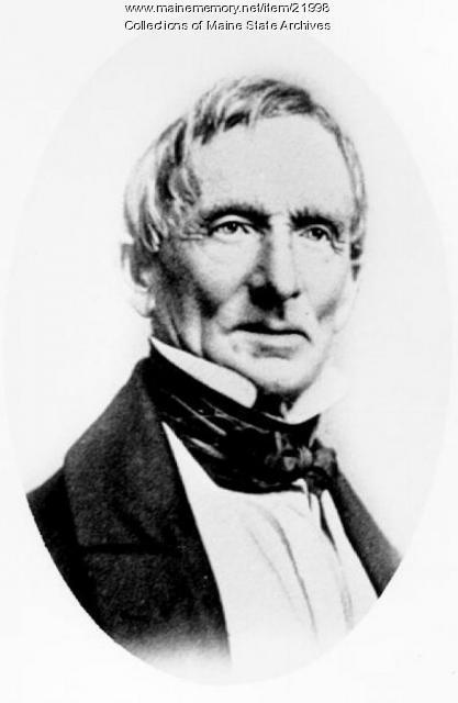 Samuel Butman, Dixmont, 1853