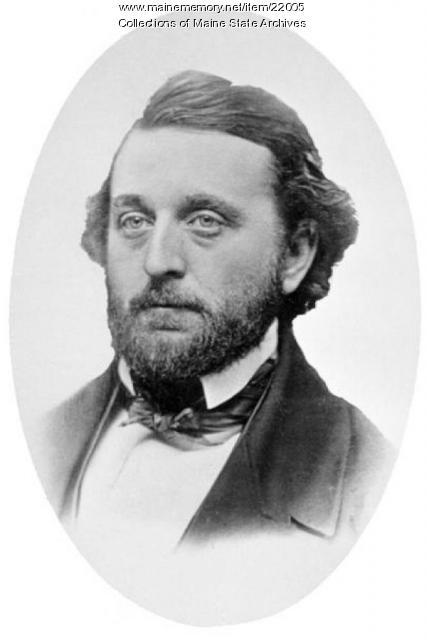 Charles W. Goddard, Lewiston, ca. 1859