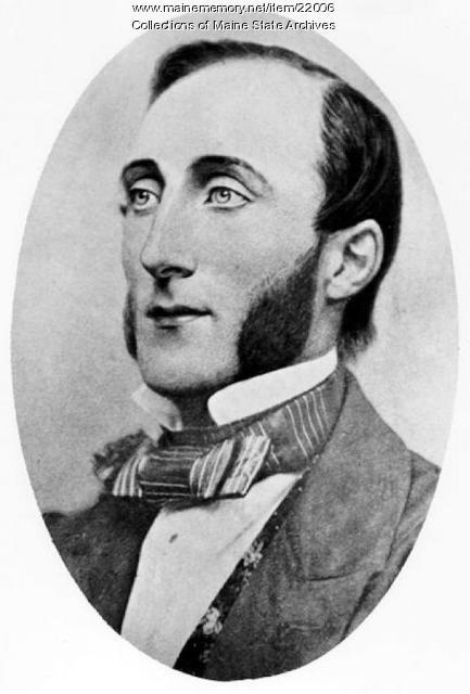 Thomas H. Marshall, Belfast, ca. 1860