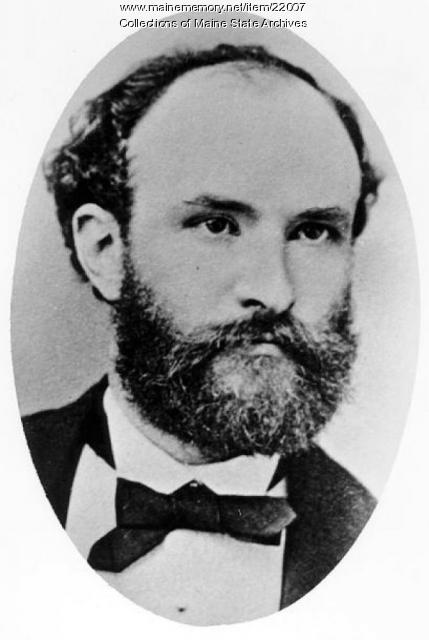 John H. Goodenow, Alfred, ca. 1861
