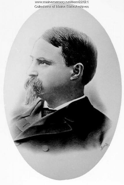 Thomas W. Hyde, Bath, ca. 1876
