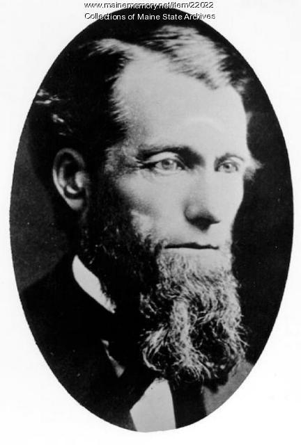 Warren H. Vinton, Gray, 1878