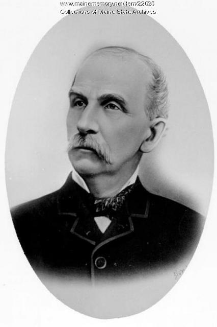 John L. Cutler, Bangor, ca. 1883
